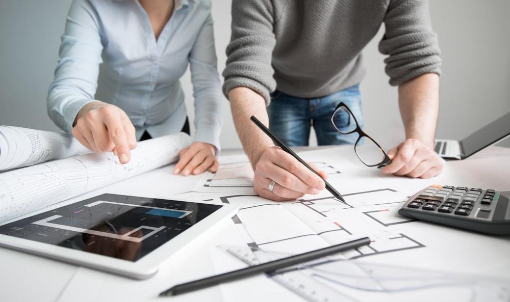 ART ET BASTIDES et son service bureau d'étude BATICONFORT, propose de concevoir des plans de maisons personnalisés