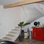 Réalisation d'un escalier d'une maison traditionnelle